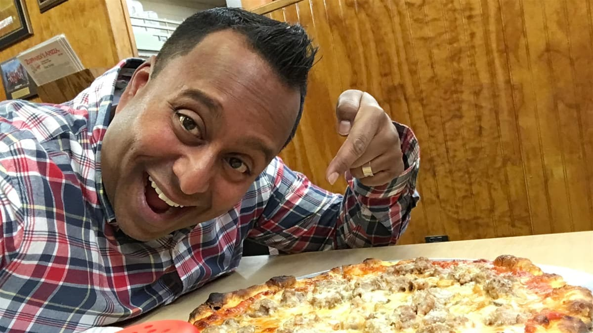 Ali Khan finds the tastiest cheap meals in New Haven, CT.