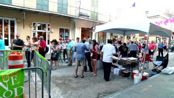 New Orleans Food Festival